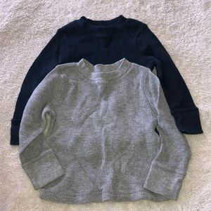 Boys set of two thermals